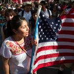 Strange bedfellows: Is the Tea Party really supporting immigration reform?