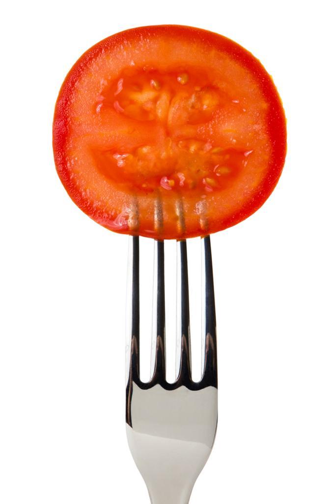 tomato fork
