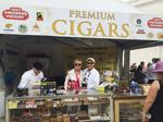 Cox's Smokers Outlet is popular vendor at Kentucky Oaks