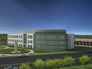 The $10 million Lake Nona Gateway medical office center project, now under construction, could open later this year.