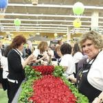 Kroger rose garland team puts prowess to work