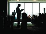 Still soaring: BNA sets passenger record