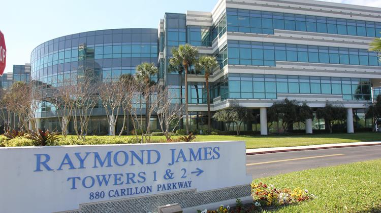 Raymond James Picture