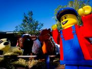 Legoland Florida's Duplo Valley expansion will officially open to guests on May 23.