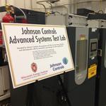 Johnson Controls donates equipment for new lab at UW-Madison