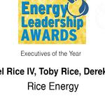 Energy Leadership Award winners (Video)