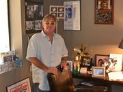 Concert promoter Chuck Morris, ipresident and CEO of AEG Live Rocky Mountains.