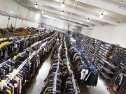 Luxury pre-owned goods packed into The RealReal's warehouse in San Francisco's Bayview district. Founded in 2011, The RealReal just raised another $20 million in venture capital.