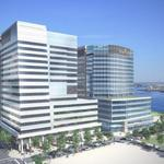 <strong>Fallon</strong> closes sale on two Vertex buildings on Fan Pier for $1B
