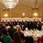 Chamber's Top 10 execs serve up business insight over breakfast