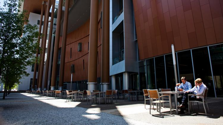 Music City Center will not back AllianceBernstein or Amazon