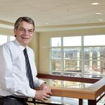 How business prepared <strong>Bela</strong> <strong>Musits</strong> to lead a college