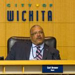 New Wichita mayor, City Council member to take their seats Tuesday