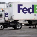FedEx sails to strong finish in 2014, expects even better 2015