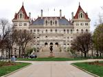 State officials barred from communicating with top federal lobbyist at Albany firm