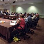 A different dynamic developing at Charlotte's city hall
