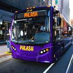 News Phlash: Visitor buses return on same day bike-share program launches