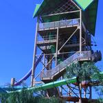 An up-close look at SeaWorld Aquatica's new attraction — without getting soaked