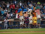 Brewers' sponsor move turns into 'sausage gate'