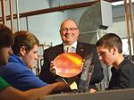 Schools create fast-track to careers at GlobalFoundries