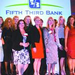 2014 Women Who Mean Business event featured awards, jokes and wine
