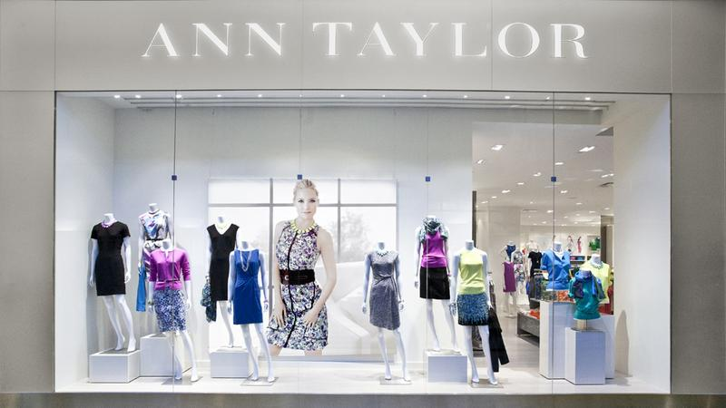 Ann Taylor   Storefront