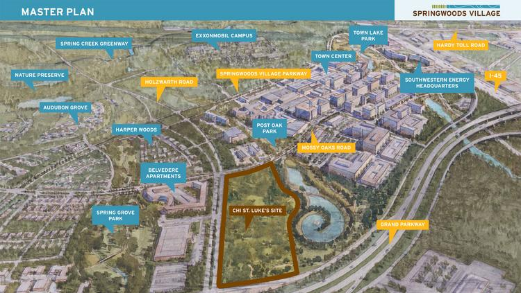 Grand Parkway Extension Spurs Commercial And Residential