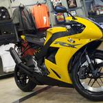 Erik Buell Racing partners with Parts Unlimited to distribute spare parts