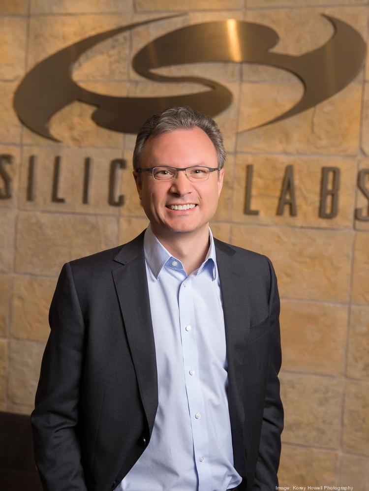 Silicon Laboratories Inc CEO Tyson Tuttle