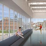 UMKC's downtown arts campus inches closer to fundraising goal