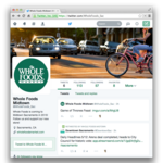 Twitter account for midtown Whole Foods is a hoax