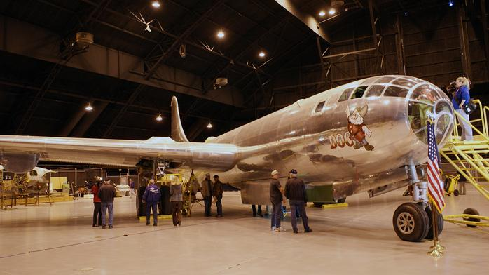 Rare warbird is second B-29 restored to flight — and both will visit EAA in Oshkosh this year