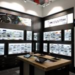 Build your own Oakleys at KOP Mall (Video) (Video)