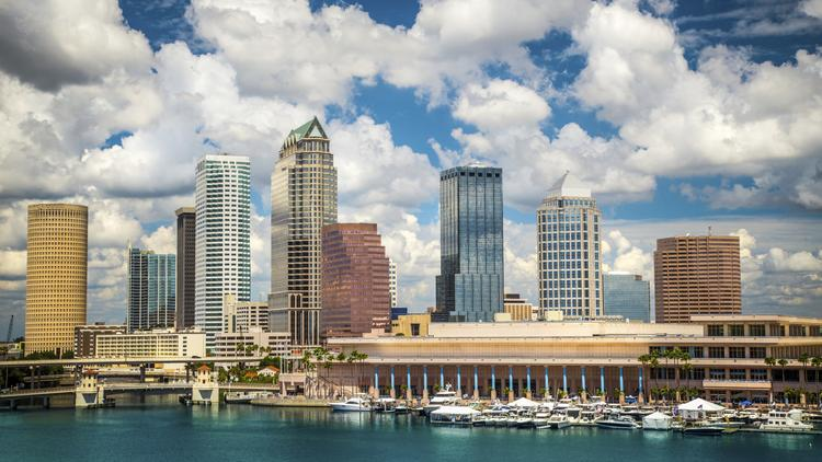 Tampa Strip Clubs >> How Strip Clubs Pushed Tampa To Near The Top Of Wallethub S Most