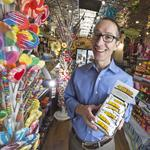 Silicon Valley's candy man: Los Gatos small business takes on industrialized sweets