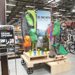 First Look: REI's new store at Easton Gateway (Video)