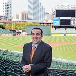 This former Orioles intern is back and killing it in sponsorship sales