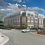 Raleigh's office building market expands