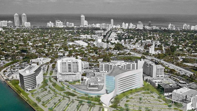 Miami Beach Mount Sinai Medical Center