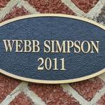 With arrival of new daughter, golfer <strong>Webb</strong> <strong>Simpson</strong> tips hat to Wyndham Championship