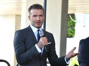 Beckham's group ponders new location for stadium.