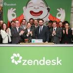 Zendesk stock soars 49 percent on first trading day