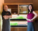 Look inside Portland's first in-restaurant aquaponics system (Photos)