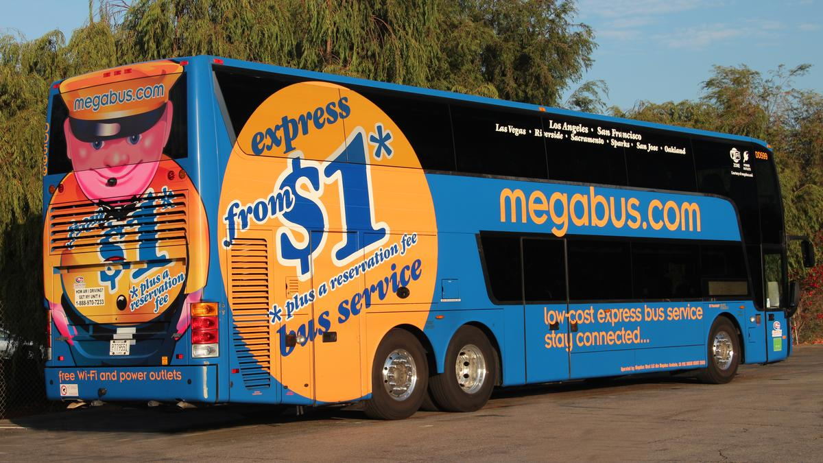 Megabus Com Expands Services In Miami Tampa And Tallahassee South Florida Business Journal
