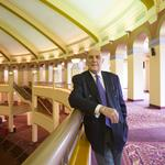 Gimbel defends reasons to keep Cell, theater
