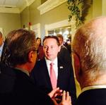Republican <strong>Astorino</strong> says if he can win in deep blue Westchester County, he can win governor's race in New York