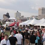 Memphis in May gate opens questions about access to Beale Street Landing
