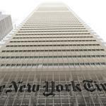 New York Times charts digital subscriber slowdown
