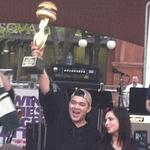 Gold Nugget, B-52 win top awards at Burger Battle