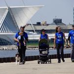Eye Institute helps grassroots funding at annual VisionWalk: Slideshow